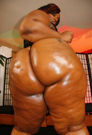 Thick ass black woman