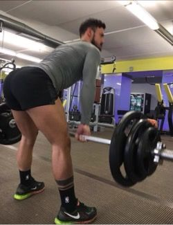 Men with big bubble butts