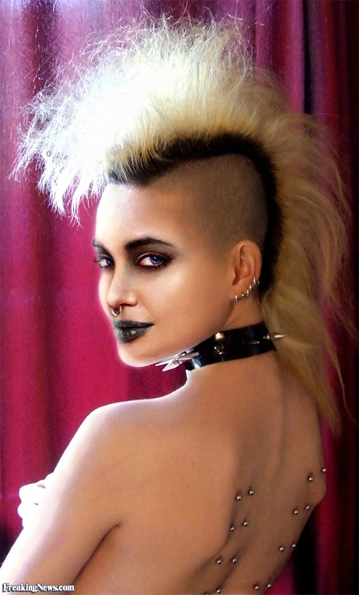 Sexy punk rock girls nude
