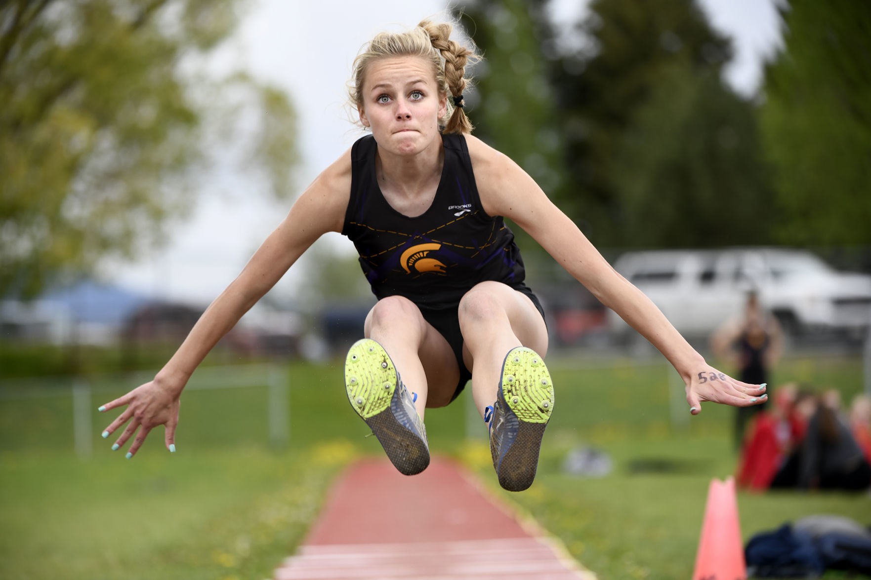 Brooke cantrell track and field