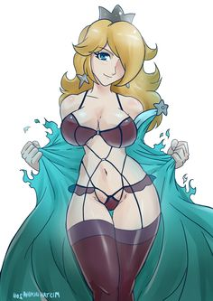 Hot rosalina nude peach