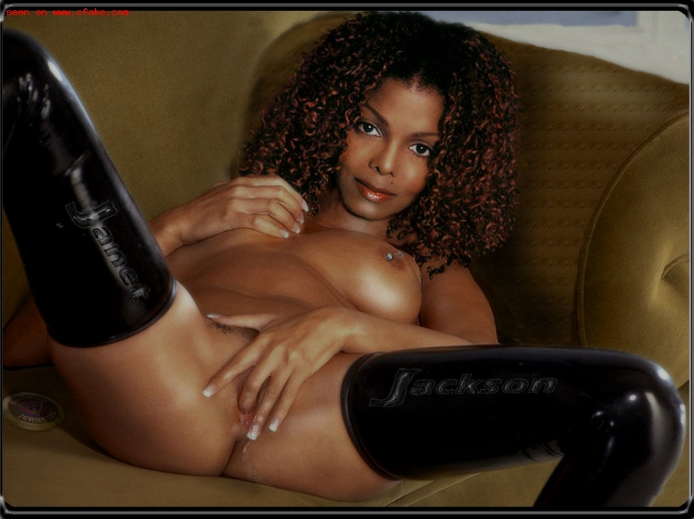 Janet jackson her pussy and booty