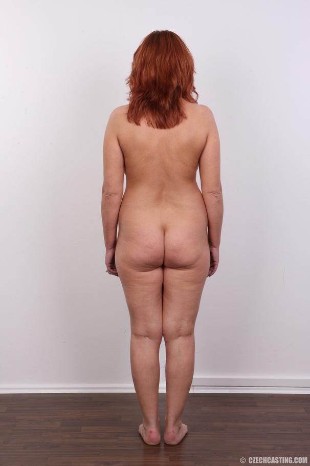 Sexy redhead milf big ass