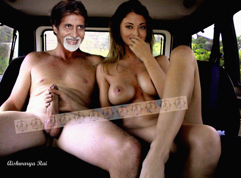 Amitabh bachchan aishwarya nude