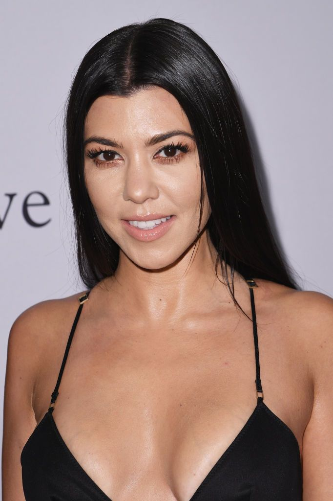 Kourtney kardashian photo nude