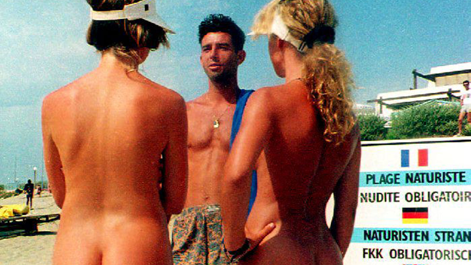 Public girls nude naturist in