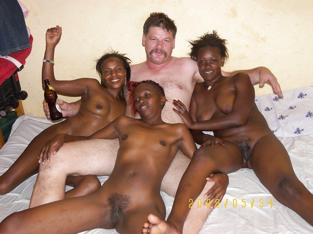 African wemen tribe sex