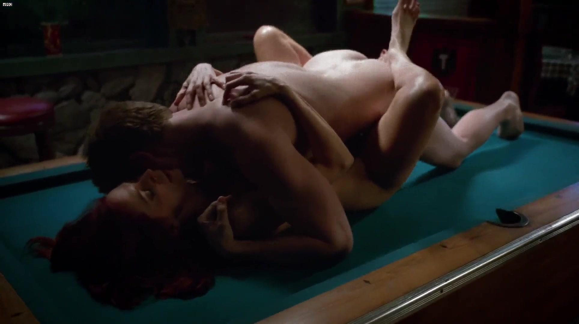 True blood naked sex