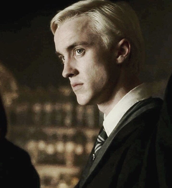 Draco malfoy on harry potter naked penis