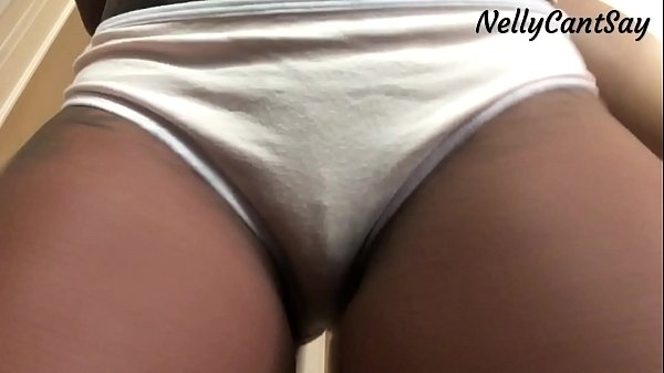 African teen real pussy panty