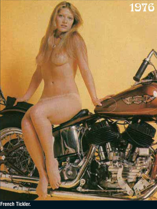 Easy rider girls nude