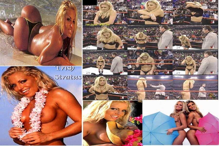 Trish stratus wrestling lita nude