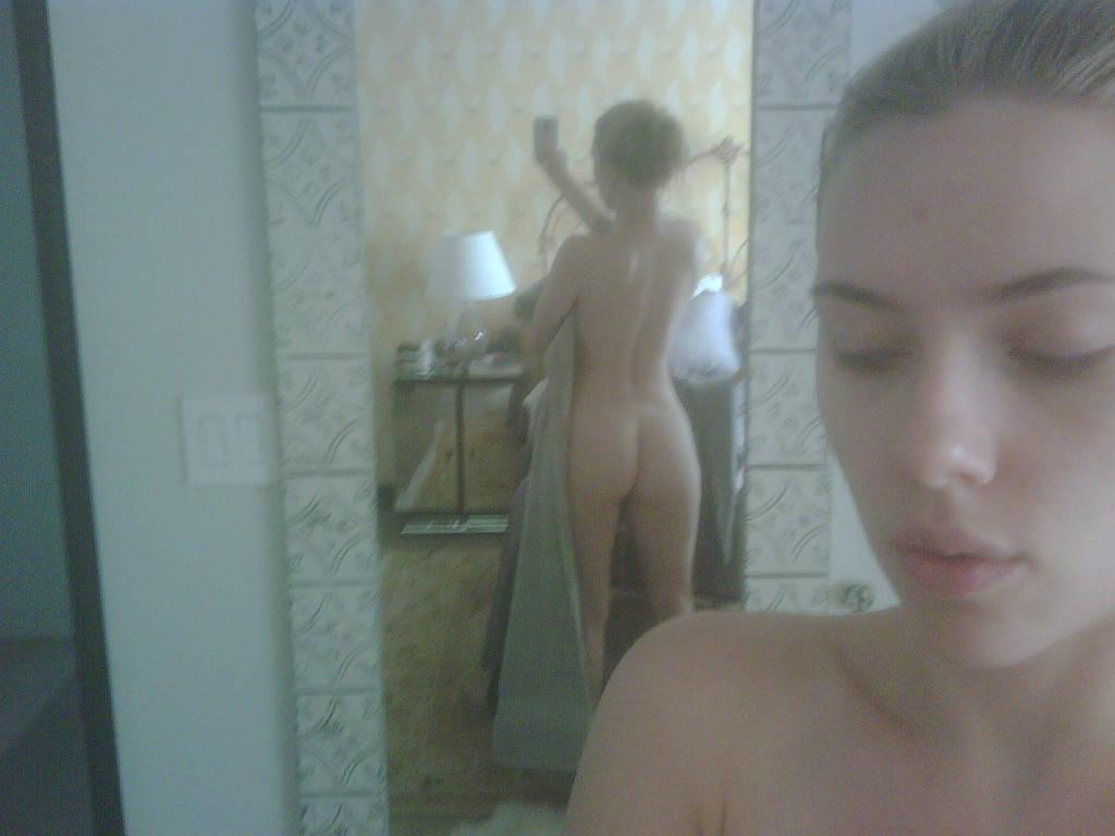 Scarlett johansson nude real