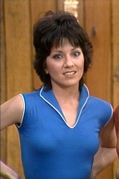 Joyce dewitt three company