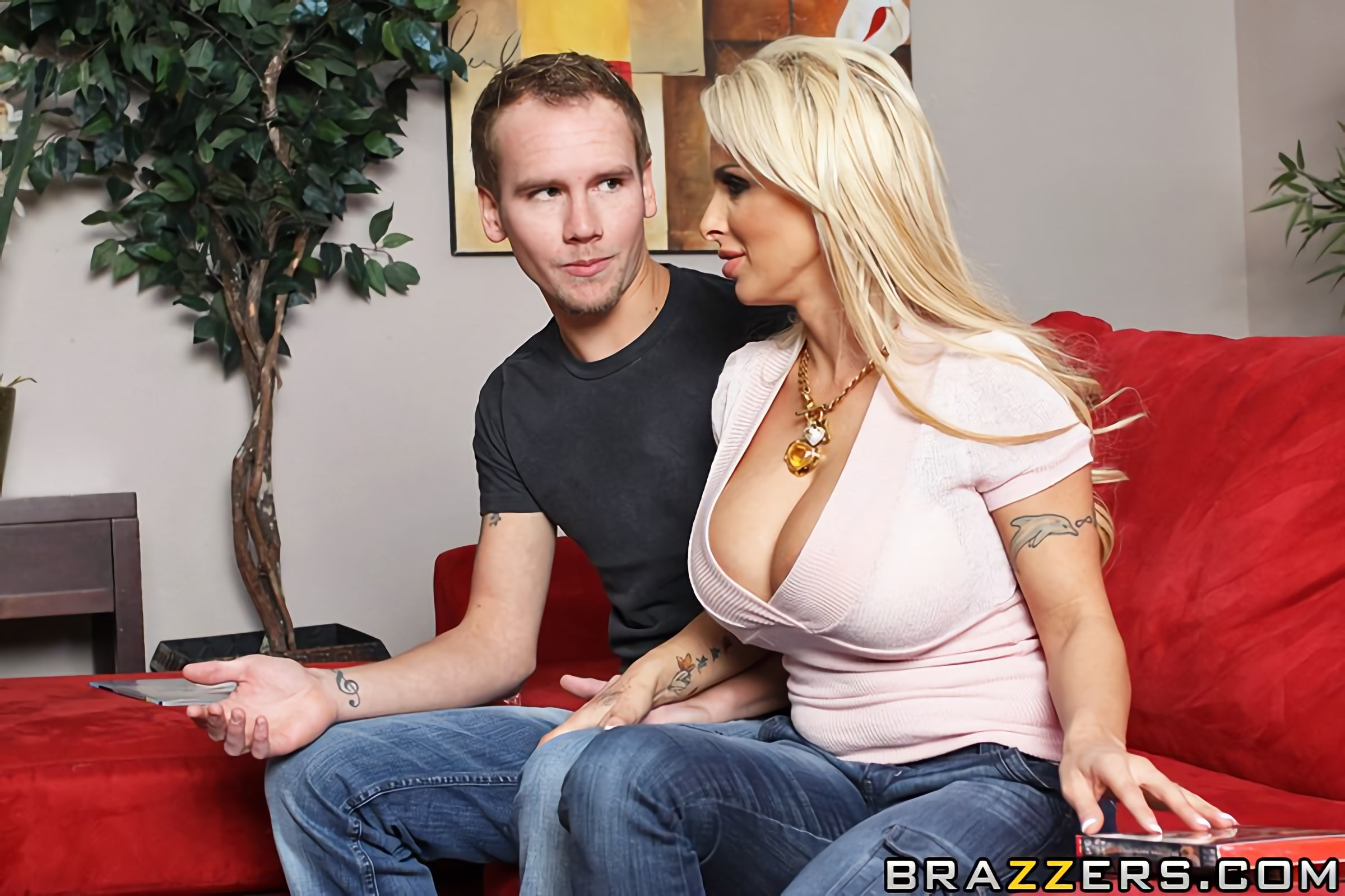 Holly halston mom watching porn