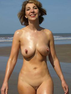 Nude beach hot women mature