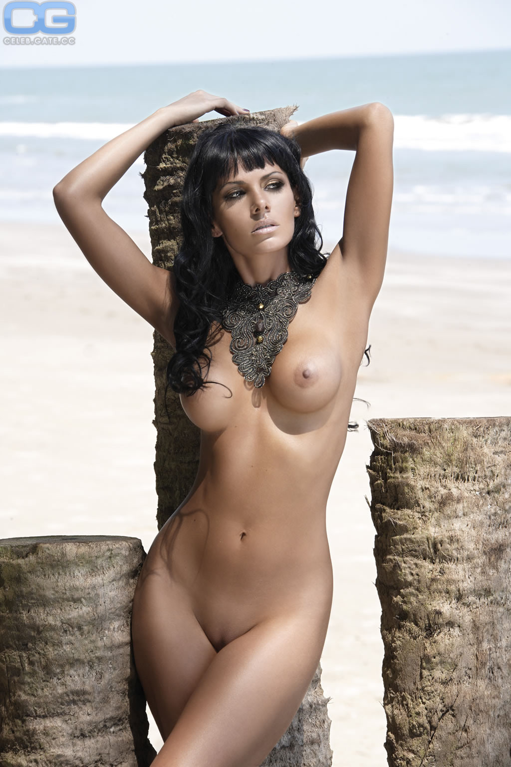Vanessa arias nude in playboy