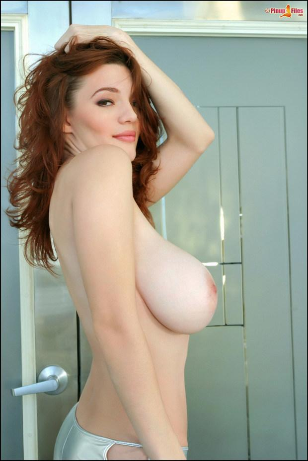 Naked girls with large breasts