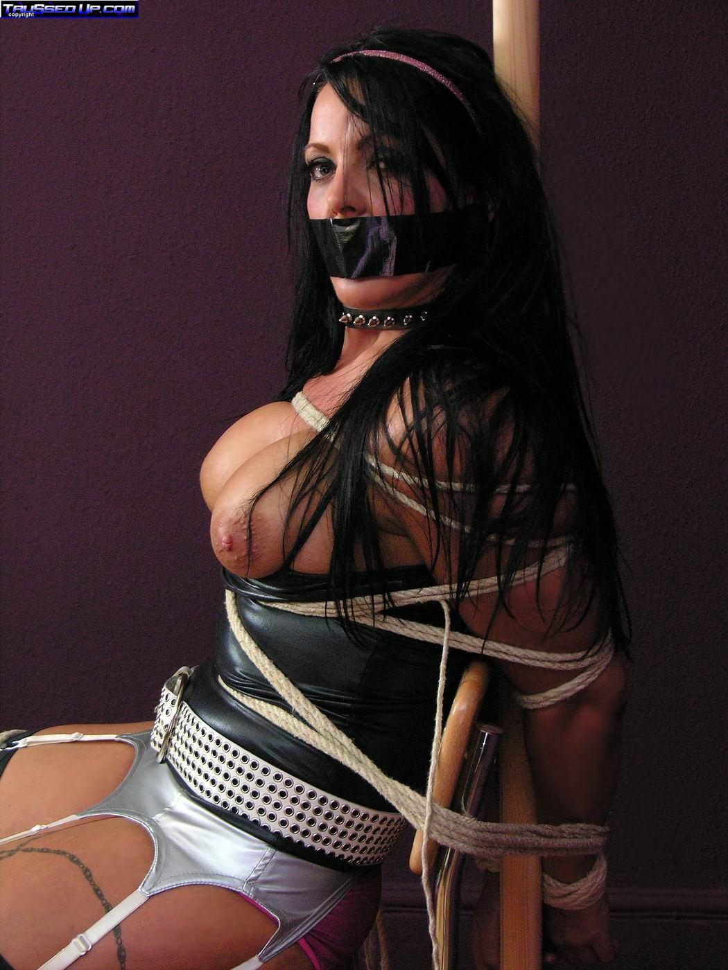 New girls in bondage