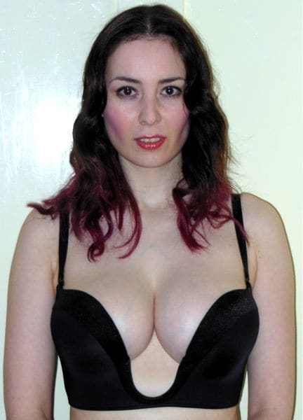 Big tits cleavage tumblr