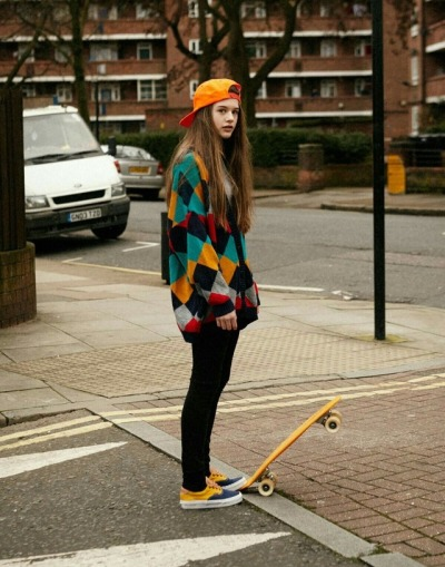 Cute skater girl outfits tumblr
