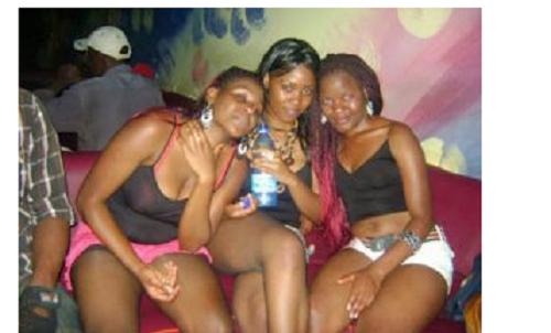 Naked pics nairobi women