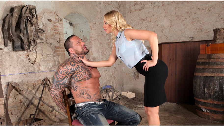 Porn mafia boss lady