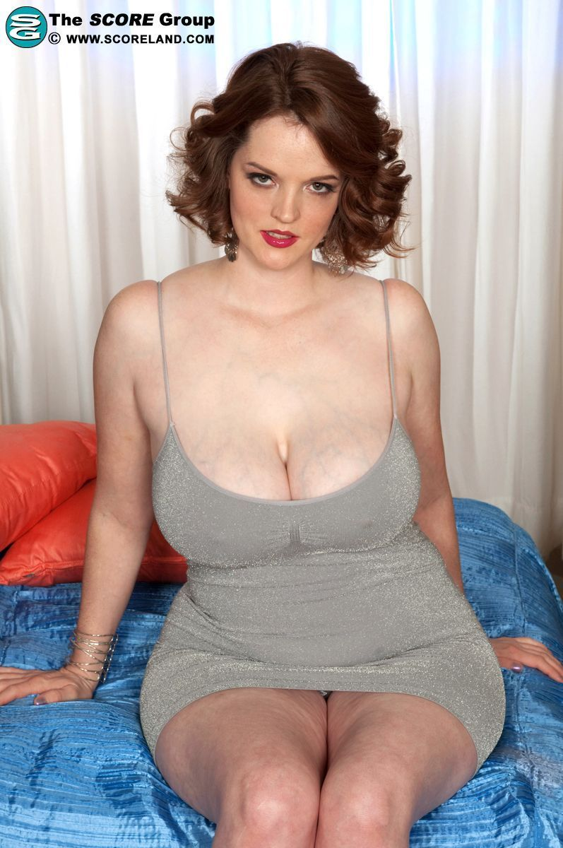Pale redheads with huge breasts