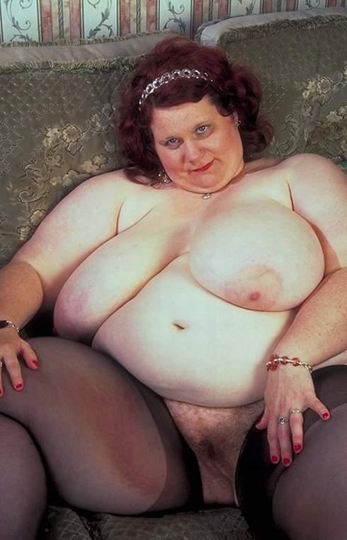 Big ugly nude girls