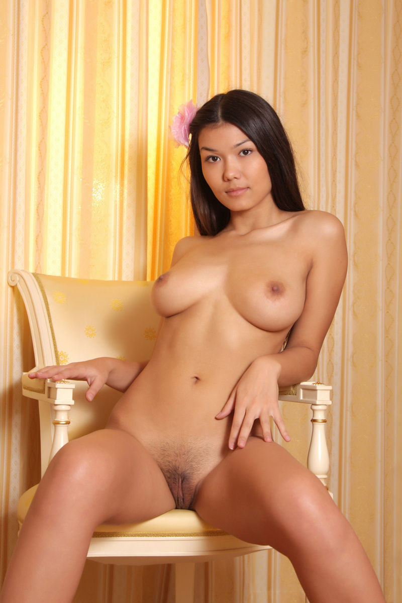 Asian pussy big boobs sexy