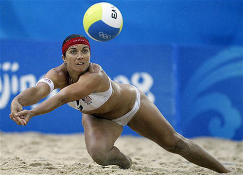 Sexy photos of misty may treanor