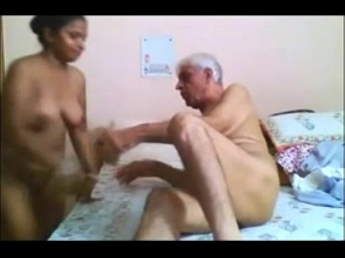 Old aunty uncle sex