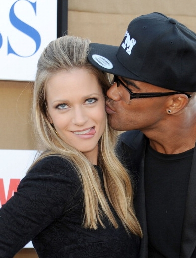 Aj cook kissing a girl