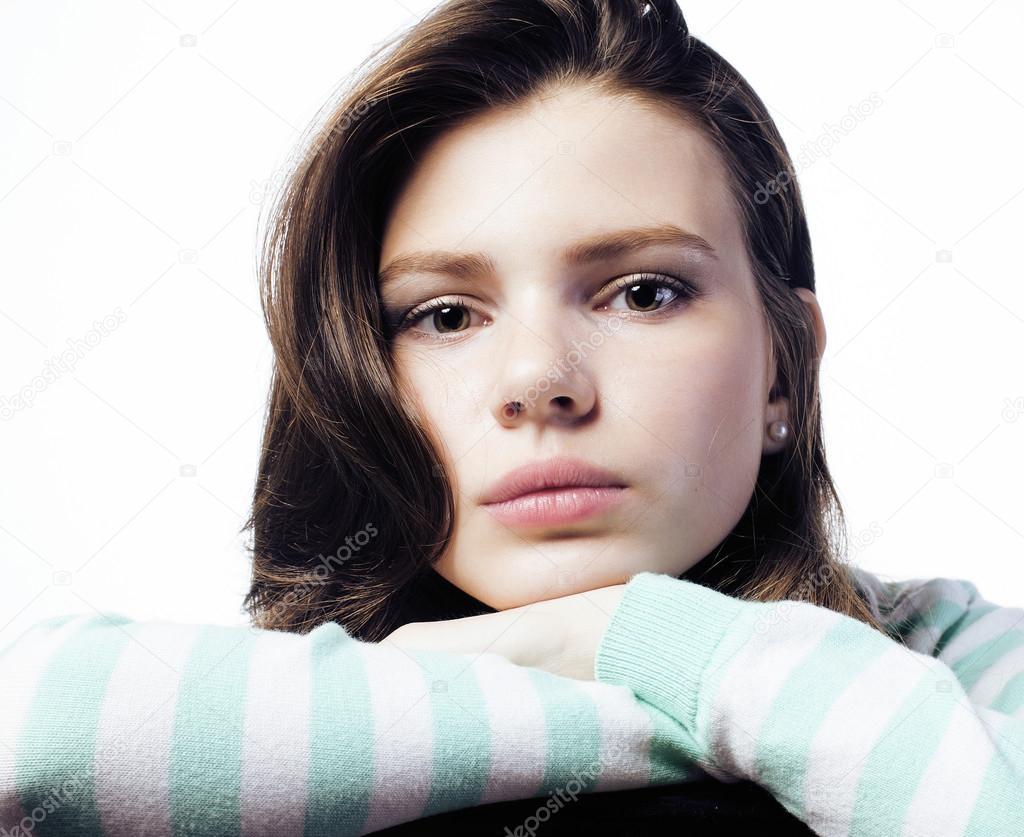 Real teen girl models
