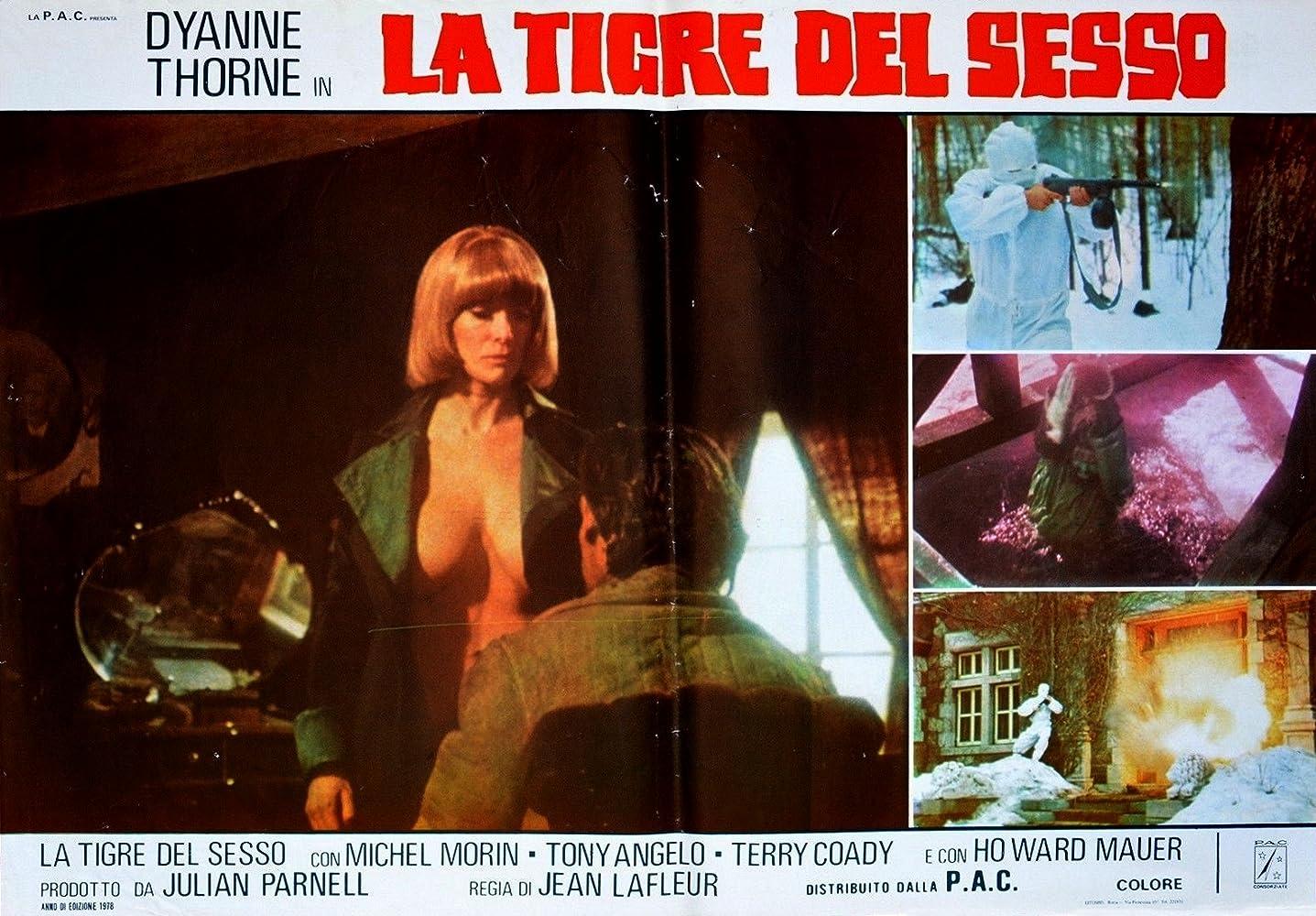 Dyanne thorne tigress of siberia