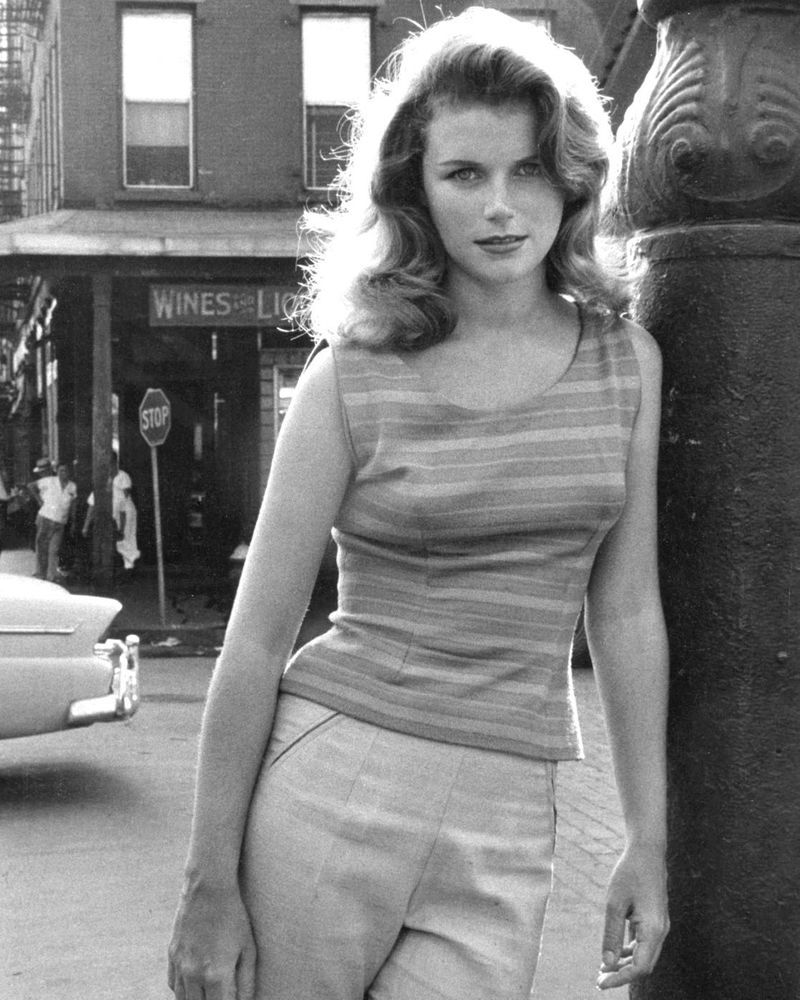 Lee remick hairypussy porn