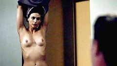 Morena baccarin hairy pussy and naked pics