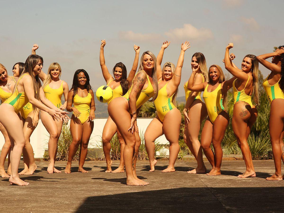 Nudist teen miss pageant