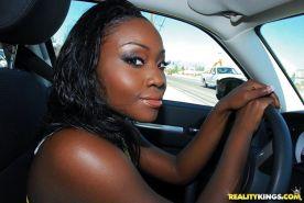 Sexy ebony nude mozambique
