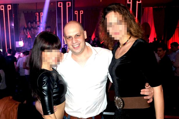 Eastern european sex slaves