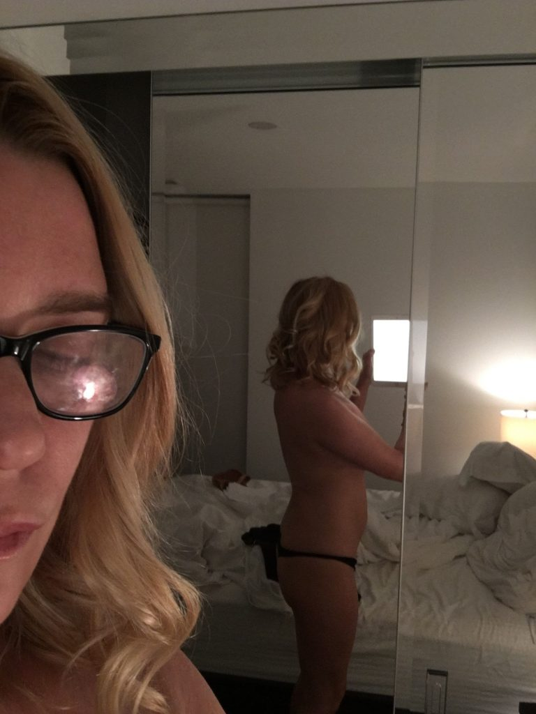 Laurie holden leaked nudes