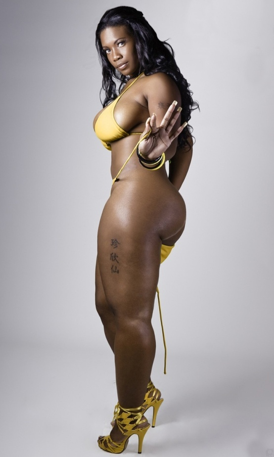 Thick women nude tall