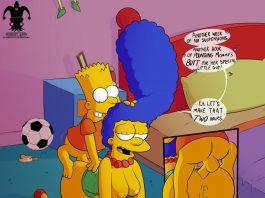 Bart s d cock xxx
