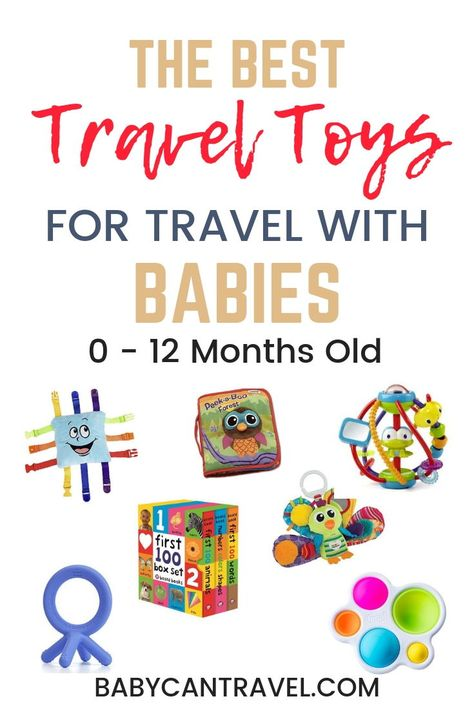 Best travel toddler airplane toys