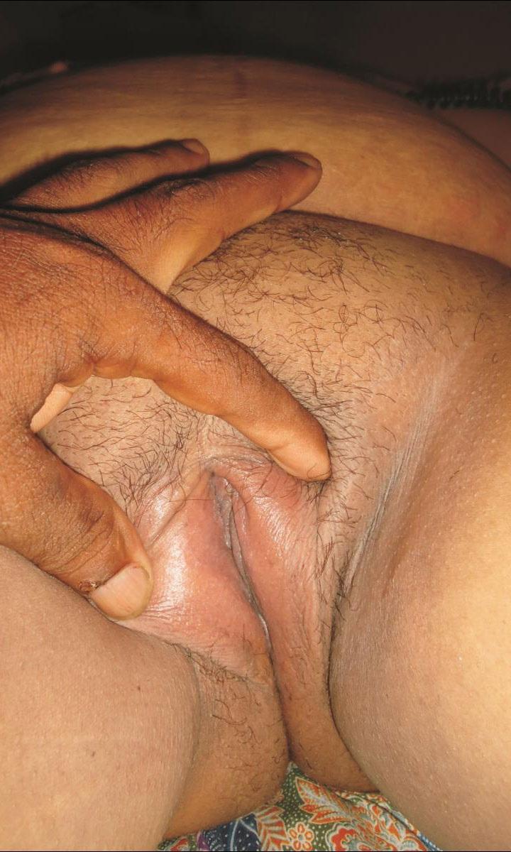 Indien aunty big puss show pic