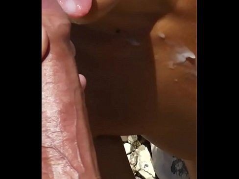 Cumshots sex on public beaches