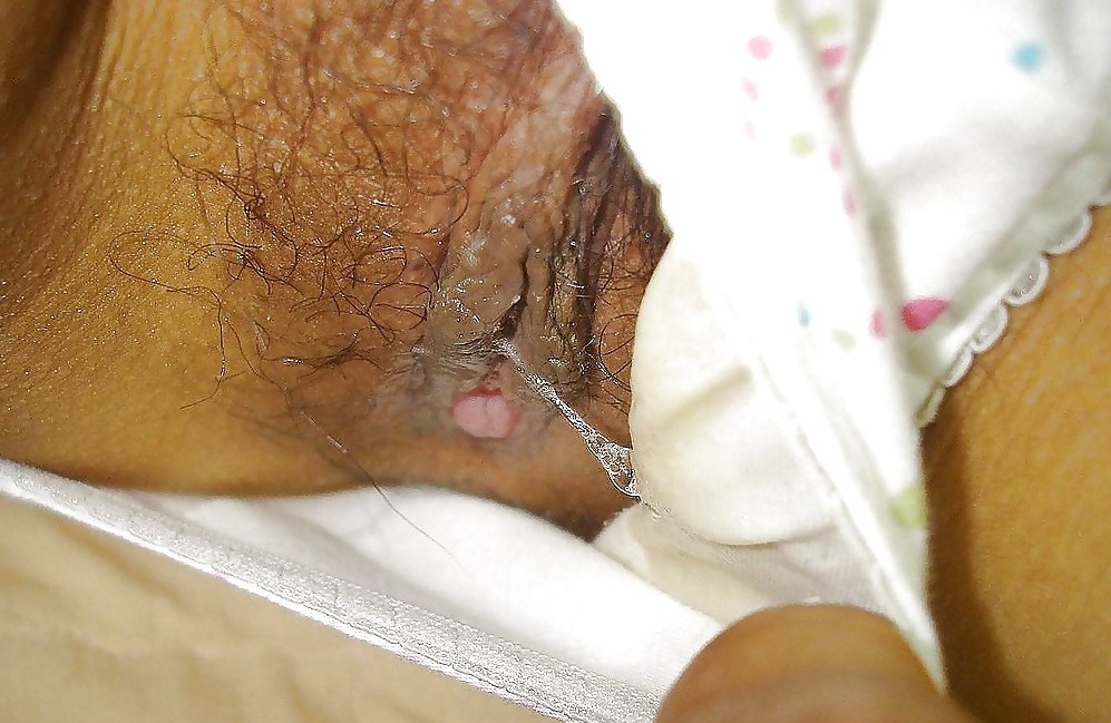 Hot pussy juice in panties pic