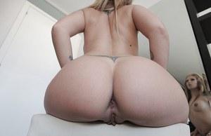 Nikki brooks showing pussy