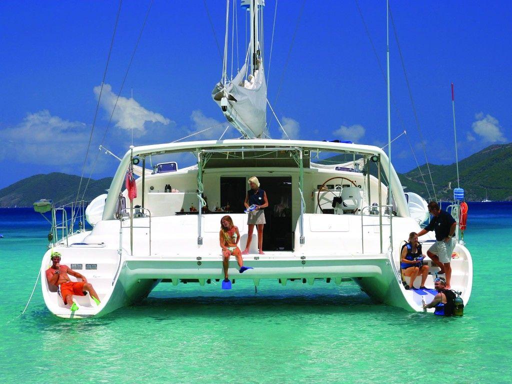 British charter island virgin yacht