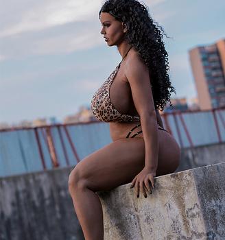 Pussy sex black fat big